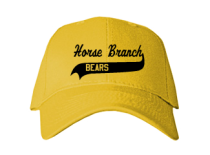 Horse Branch Elementary School  Baseball Caps