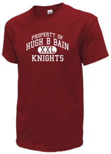 Hugh B Bain Junior High School T-Shirts