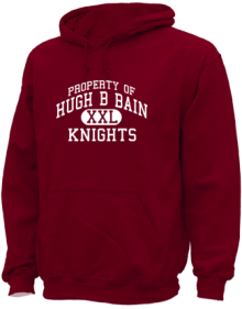 Hugh B Bain Junior High School Hoodies