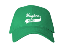 Hughes Middle School  Baseball Caps