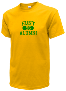 Hunt Middle School  T-Shirts