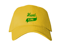 Hunt Middle School  Baseball Caps