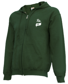Ila Elementary School  Zip-up Hoodies
