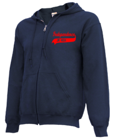 Independence Junior High School Zip-up Hoodies
