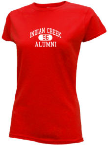 Indian Creek Elementary School  Slimfit T-Shirts