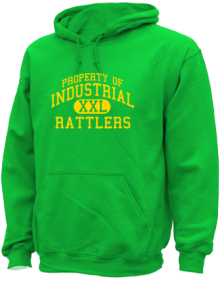 Industrial Junior High School Hoodies