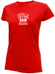Irving Junior High School Slimfit T-Shirts