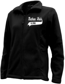 Is 293 Nathan Hale  Ladies Jackets