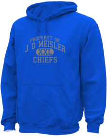 J D Meisler Middle School  Hoodies
