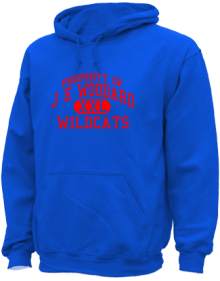 J E Woodard Elementary School  Hoodies