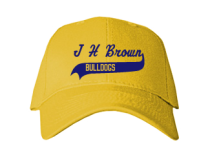 J H Brown Elementary School  Baseball Caps