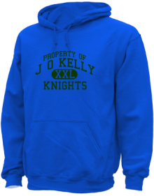 J O Kelly Middle School  Hoodies
