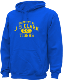 J S Clark Middle School  Hoodies