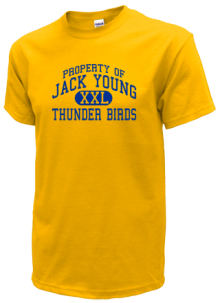 Jack Young Middle School  T-Shirts