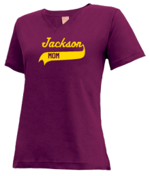 Jackson Middle School  V-neck Shirts