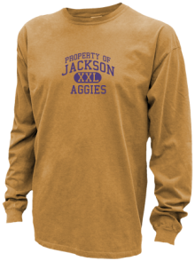 Jackson Middle School  Pigment Dyed Shirts