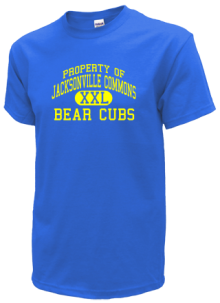 Jacksonville Commons Elementary School  T-Shirts