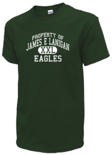James E Lanigan Elementary School  T-Shirts
