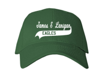 James E Lanigan Elementary School  Baseball Caps