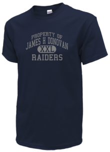 James H Donovan Middle School  T-Shirts