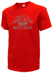 James Mcgee Elementary School  T-Shirts