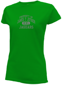 James Y Joyner Elementary School  Slimfit T-Shirts