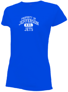 Jefferson Elementary School  Slimfit T-Shirts