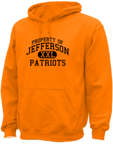 Jefferson Middle School  Hoodies