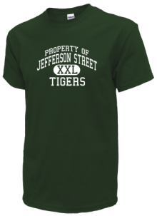 Jefferson Street Elementary School  T-Shirts