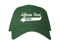 Jefferson Street Elementary School  Baseball Caps
