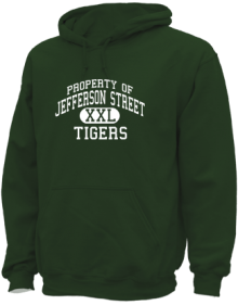 Jefferson Street Elementary School  Hoodies