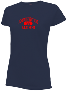 Jennings West End Elementary School  Slimfit T-Shirts
