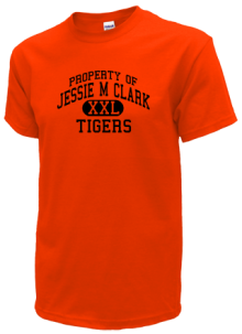 Jessie M Clark Middle School  T-Shirts