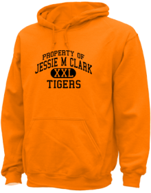 Jessie M Clark Middle School  Hoodies