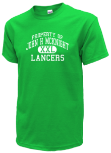 John H Mcknight Middle School  T-Shirts