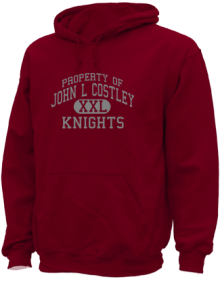 John L Costley Middle School  Hoodies