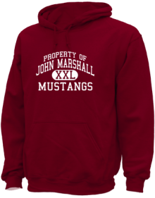 John Marshall Middle School  Hoodies