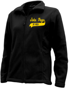 John Page Middle School  Ladies Jackets