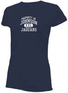 Johnson Elementary School  Slimfit T-Shirts