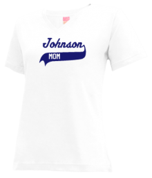 Johnson Elementary School  V-neck Shirts