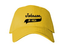 Johnson Junior High School Baseball Caps