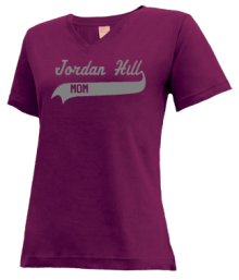 Jordan Hill Elementary School  V-neck Shirts