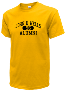 Junior High School 50 John D Wells  T-Shirts