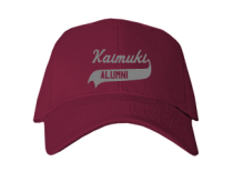 Kaimuki Intermediate School  Baseball Caps