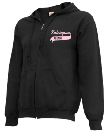 Kaleiopuu Elementary School  Zip-up Hoodies