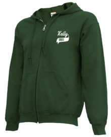 Kelly Middle School  Zip-up Hoodies