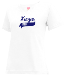 Kinzie Elementary School  V-neck Shirts
