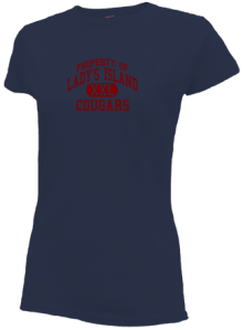 Lady's Island Middle School  Slimfit T-Shirts