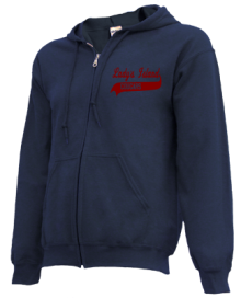 Lady's Island Middle School  Zip-up Hoodies
