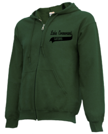 Lake Cormorant Middle School  Zip-up Hoodies